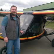 Duncan's First Solo