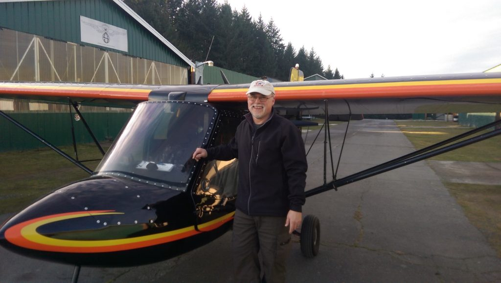Robs First Solo - Congrats