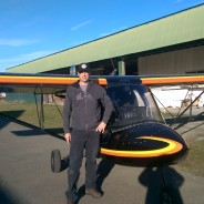 Sam's First Solo Flight!…
